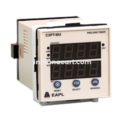 C3PT-MU, Prg Dig(Up) MultiFunctional timer 24VDC