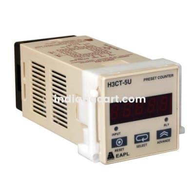 H3CT-5U, Preset Production Counter 5Digits