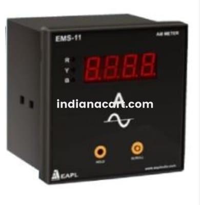EMS-11a, EAPL, Ammeter Aux.240VAC I/P3P4W CL1.0