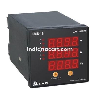 EMS-18, EAPL, VAF Meter Aux.'Y'Vtg I/P3P4W
