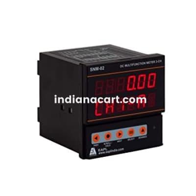 SNM-02, EAPL, DC Multifunction Meter Aux.24V-48VDC Input21V-50VDC