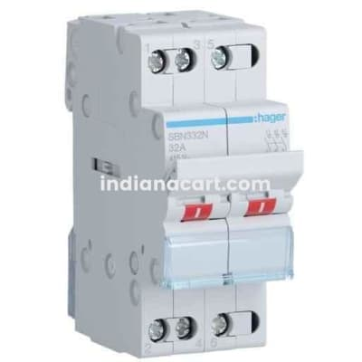 125A TP ISOLATING SWITCHES