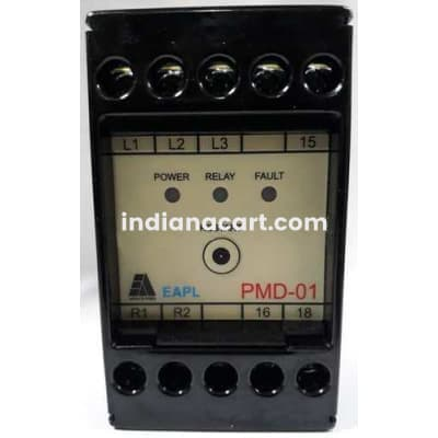PMD-01, EAPL, Phase Monitoring Device Self Pwrd, I/P440VAC