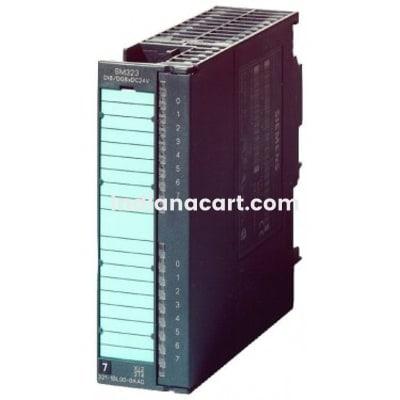700-323-1BL00, Siemens, I/O MODULE DEA 300 DIGITAL 0.5 AMP 24VDC 16 OUTPUT