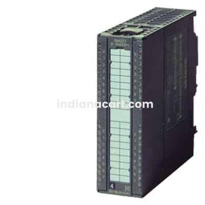 6ES7 321-1BL00-0AB0, Siemens, INPUT MODULE 24VDC
