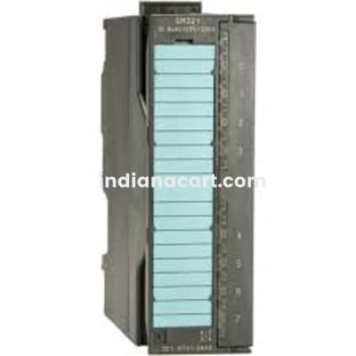 6ES7 321-1FF01-0AA0, Siemens, INPUT MODULE DIGITAL INPUT SM 321 ISOLATED 8 DI