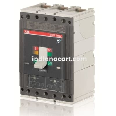 T5 ABB MCCB 500A ORDERING NO: 1SDA054465R1