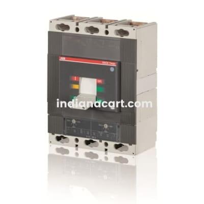 T6 ABB MCCB 800A ORDERING NO: 1SDA060218R1