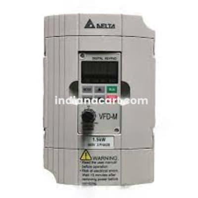 VFD015M43B DELTA 1.5 KW - High Performance Micro AC Drive
