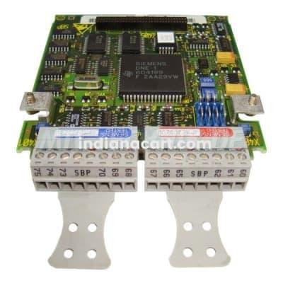 6SE7090-0XX84-0FA0 SIEMENS INCREMENTAL ENCODER BOARD SBP SPARE PART