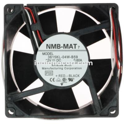 cooling fan 3615KL-04W-B49