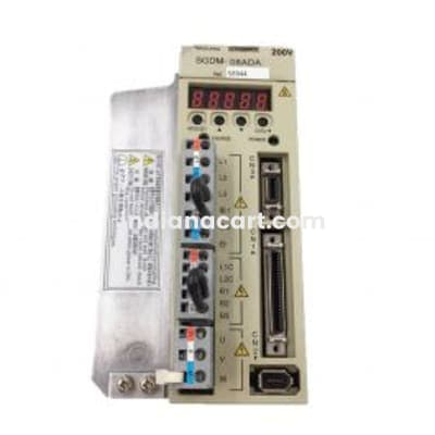 SGDM-08ADA Yaskawa SERVOPACK DRIVE 5.4 AMP 3 PHASE 200-230 VAC