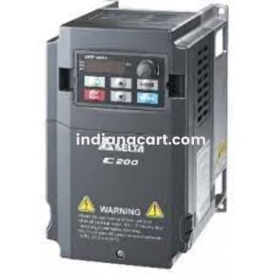"""VFD007CB43A-20 DELTA 0.75 KW """"C200"""" Series"""