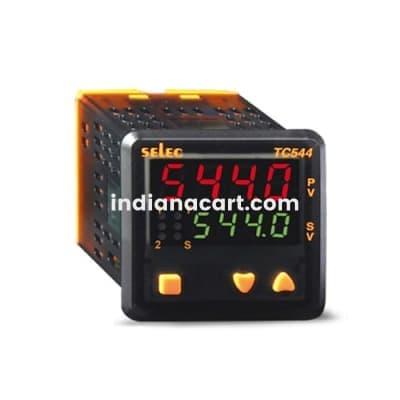 TC544A SELEC TEMPERATURE CONTROLLER  2 O/P RELAY