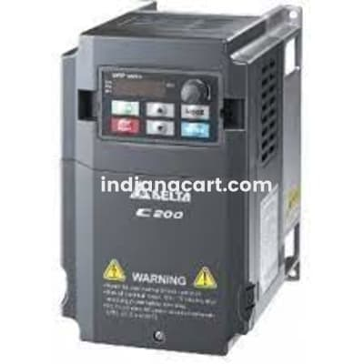 """VFD015CB43A-20 DELTA 1.5 KW """"C200"""" Series"""