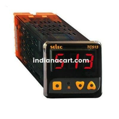 TC513AX SELEC SINGLE DISPLAY 3 DIGITS 85-270 VAC INPUT