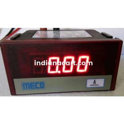 SMP9635SRS MECO Single Digital Panel Meter AC Ammeter