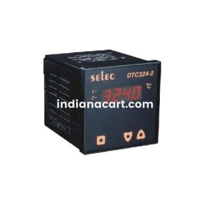 DTC324A-2 SELEC SINGLE DISPLAY TEMPERATURE CONTROLLER 85-270 VAC 6 VA MAX