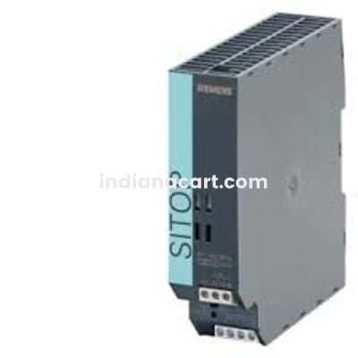6EP1 332-2BA10, Siemens, stabilized power supply input, 24 VDC