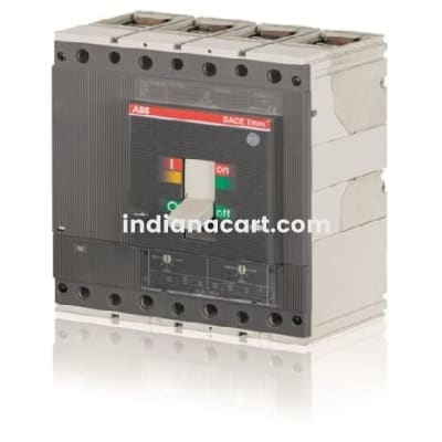 T5 ABB MCCB 400A WITH TMA PROTECTION ORDERING NO: 1SDA054478R1