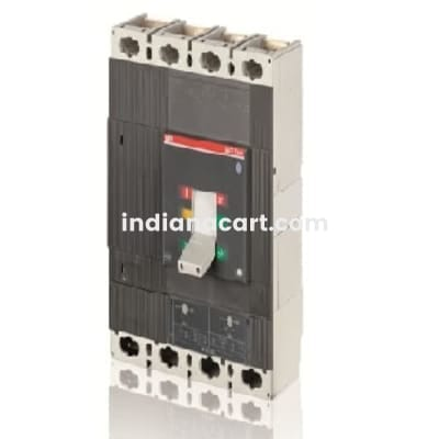 800A WITH TMA PROTECTION T6 MCCB ORDERING NO: 1SDA060222R1 ABB