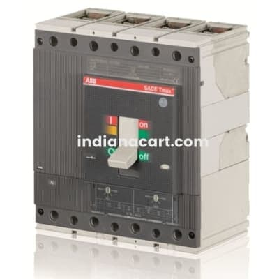 500A WITH TMA PROTECTION T5 MCCB ORDERING NO : 1SDA054491R1 ABB