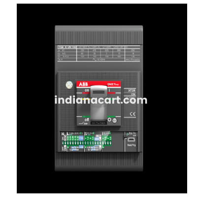 100A WITH Microprocessor based short circuit protection MCCBs  XT2 Ekip M-I MPCB ORDERING NO: SDA067832R1 ABB