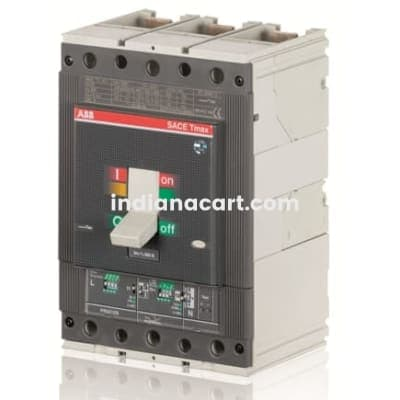630A WITH Microprocessor based short circuit protection MCCBs T5 PR221 DS-I MPCB ORDERING NO: 1SDA054405R1 ABB