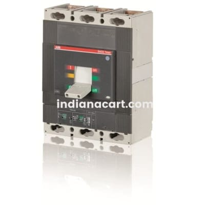 800A WITH Microprocessor based short circuit protection MCCBs T6 PR221 DS-I MPCB ORDERING NO: 1SDA060290R1 ABB