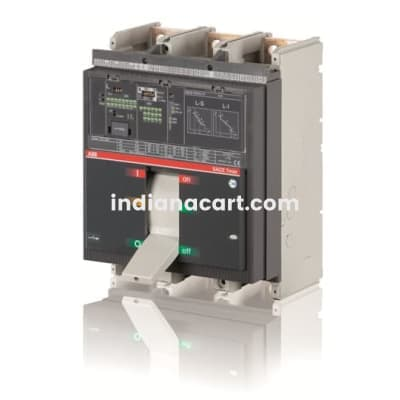 1250A WITH Microprocessor based short circuit protection MCCBs T7 PR231/P I  MPCB ORDERING NO: 1SDA062881R1 ABB