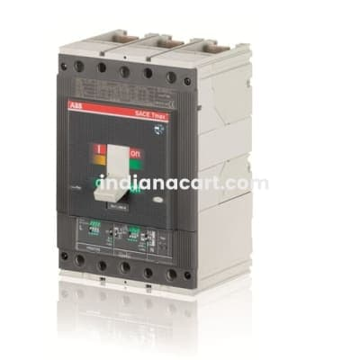 630A WITH LS/I PROTECTION T5 MCCB OREDERING NO: 1SDA054396R1 ABB