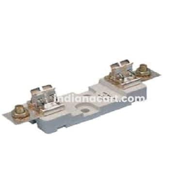 250A OFAF HRC fuse DIN -type FUSE BASE, gG, 500 V, 80 kA ORDERING NO: 1SCA833001R2002 ABB