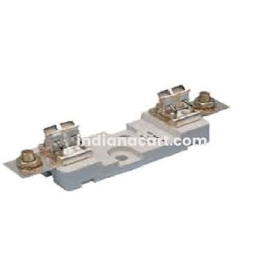 630A OFAF HRC fuse DIN -type FUSE BASE, gG, 500 V, 80 kA ORDERING NO: 1SCA833001R2004 ABB