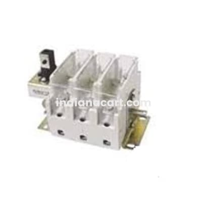 200A OESA/OS switch disconnector fuse, DIN-type   OS200D02P ORDERING NO:  1SCA022759R9220 ABB