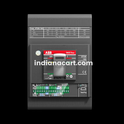 160A WITH LS/I PROTECTION XT2 MCCB OREDERING NO: 1SDA067058R1 ABB