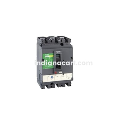 160A,  3 POLE / 36kA MCCB- EasyPact CVS LV5 SERIES SCHNEIDER