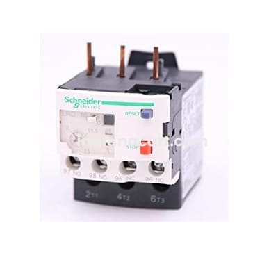 LRD 1.6...2.5 / WITH Cont. E06...E38 /CAT NO. LRD 07/ THERMAL OVERLOAD RELAY , SCHNEIDER