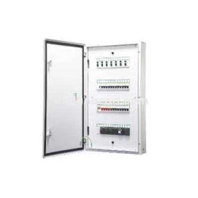 FLEXI DBs DOUBLE DOOR 4 TIER X 40 MOD/module (4 X 10)/ CAT NO. A9HFD440, SCHNEIDER