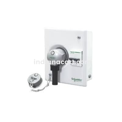 METAL CLAD PLUG & SOCKET 20A 1 P + N + E /2 M/ CAT NO: A9HMS220 , SCHNEIDER