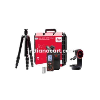DISTO  X4 Kit X4 + DST360 adapter + TRI120 + Carrying case Article No. 6013636 , LEICA