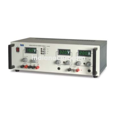 Aplab, LQ6324S, Multi Output Regulated DC Power Supply