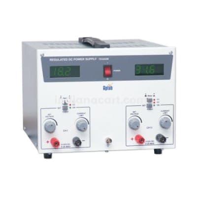 """Aplab, TD3202M, DC Lab Power Supply """"Tough """" Series 32V, 2A Dual"""