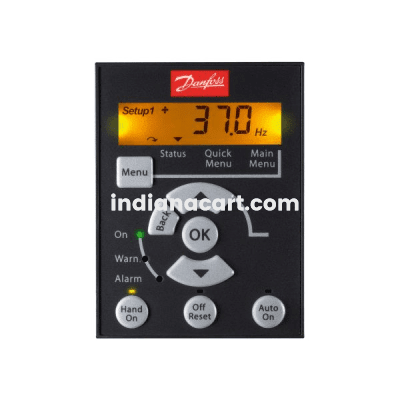 132B0100  -Control panel LCP11 without potentiometer