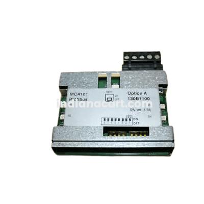 Danfoss FC 302,Profibus Card 130B1100