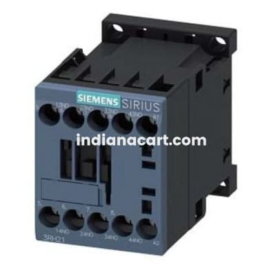 Siemens Contactors 3RH21401AP00, 4NO SIRIUS AUXILIARY