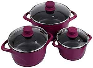 Wonderchef Ceramide Casserole Set