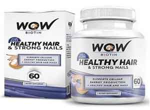 Biotin Healthy Hair & Strong Nails