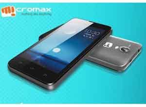 Micromax Bolt Q339 Grey, 4 GB