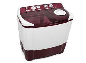 LG P7853R3SA Semi automatic Top loading Washing Machine 6.8 Kg
