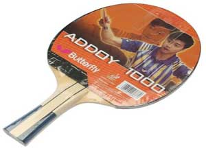 Butterfly Addoy 1000 Table Tennis Bat